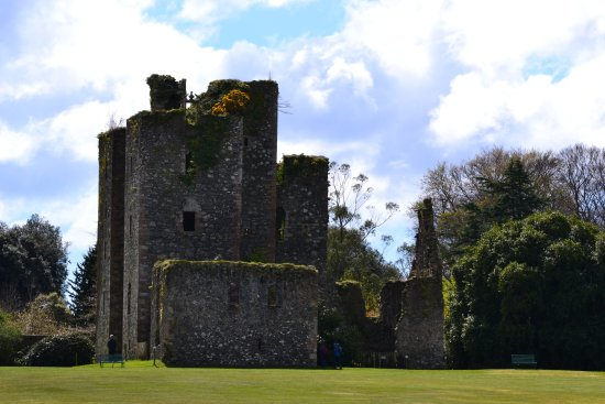 Stranraer, UK: Castle