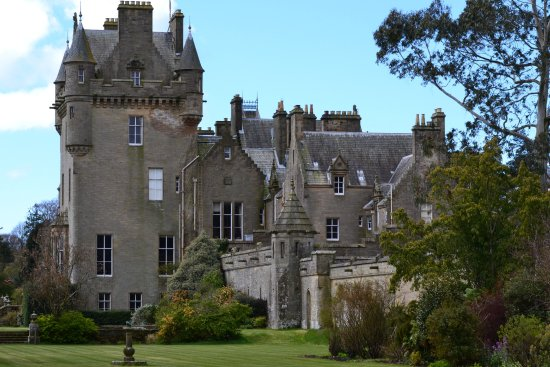 Stranraer, UK: Lochinch Castle