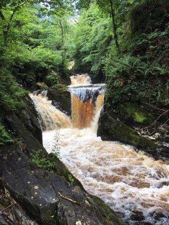 The Ingleton Waterfalls Trail