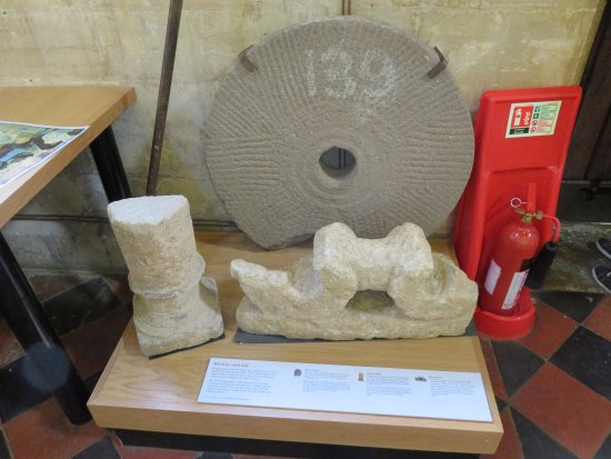Yanworth, UK: artifacts
