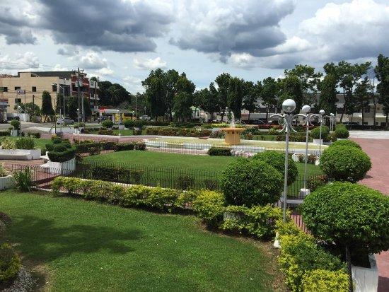 Guimbal Public Plaza