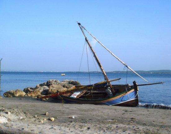 Playa de Castillo Grande