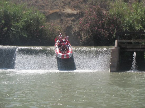 Rafting rio Segura Cieza-Blanca 16/07/16