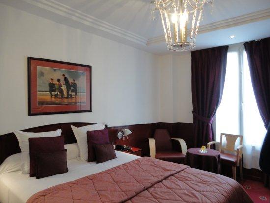 Hotel du Levant: triple room
