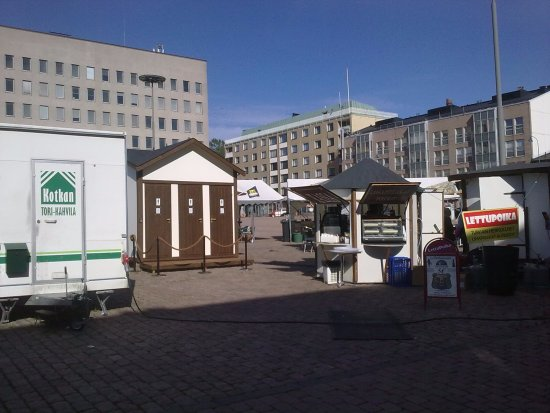Kotka Marketplace