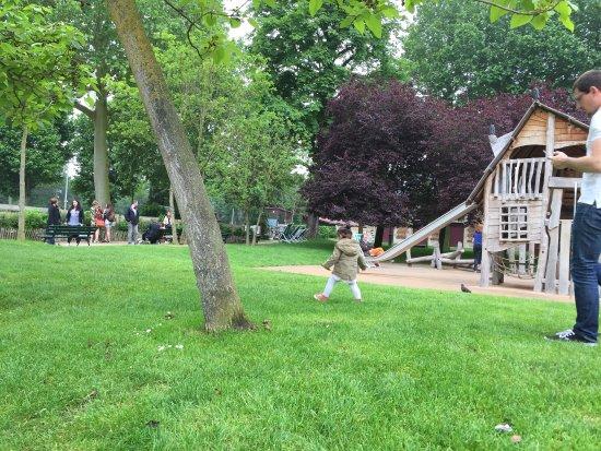 Picture of jardin d 39 acclimatation paris - Pavillon des oiseaux jardin d acclimatation ...