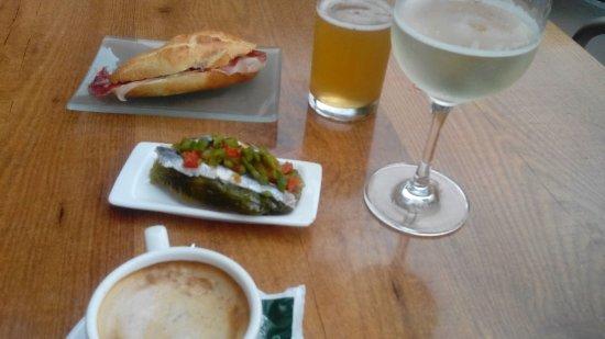 Irun, Spania: La Canasta