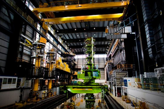 Guided Tours Of Hinkley Point B Power Station Are