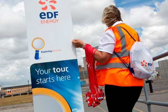 ‪EDF Energy's Hinkley Point Visitor Centre‬