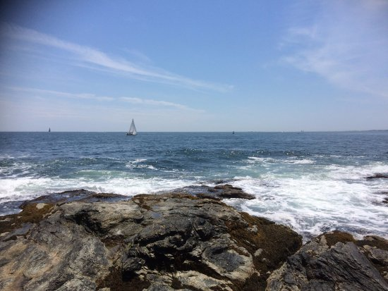 Jamestown, RI: Beavertail Park