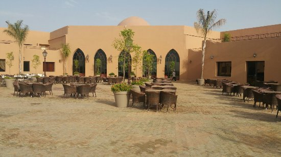 Marrakech Ryads Parc & Spa by Blue Sea: 20160713_083949_large.jpg