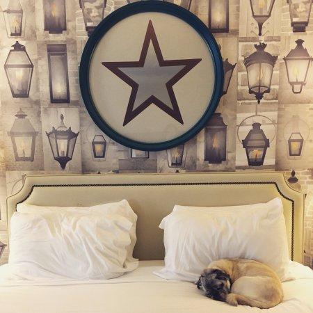 Monaco Alexandria, a Kimpton Hotel: Beds are comfortable!