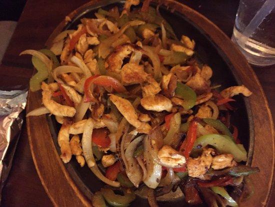 Grand Island, Небраска: stir-fry chicken