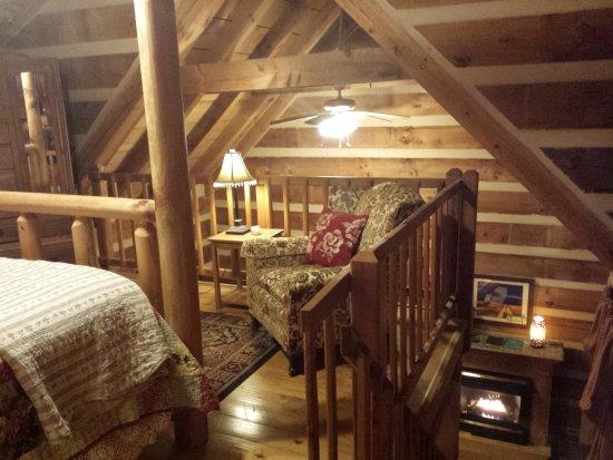 Galax, VA: The loft