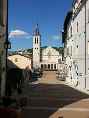 Spoleto, Itália: 20160701_165833_large.jpg