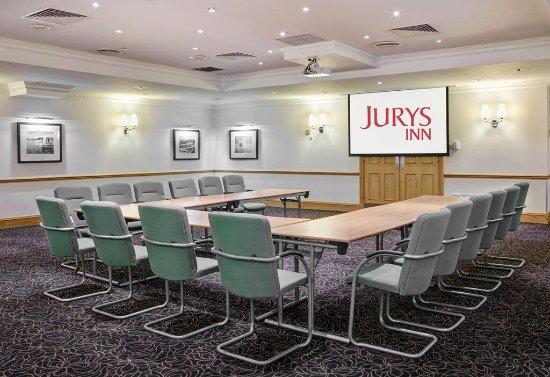 Jurys Inn Aberdeen Airport: Premier Meeting Room