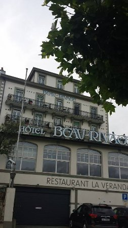 Hotel Beau-Rivage Photo