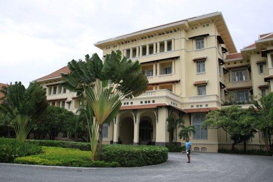 Raffles Hotel Le Royal-billede