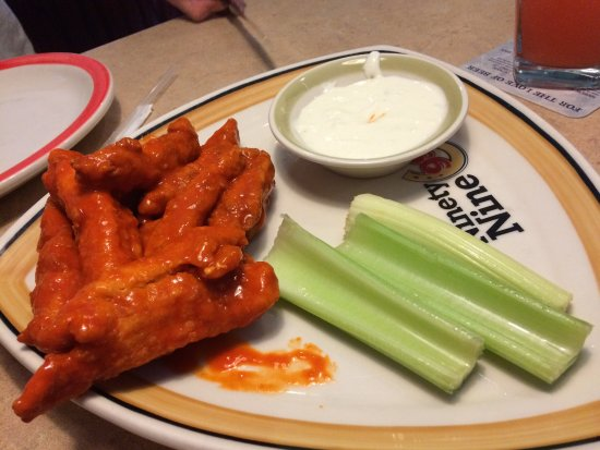 99 Restaurants Buffalo Tenders Are A Good Way To Kick Off The Meal Everytime