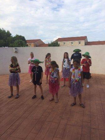 Résidence Le Mas de Torreilles: Animations enfant