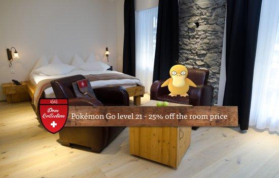The Dom Hotel : Pokémon friendly