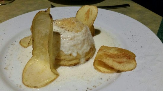 Mascalucia, Italia: Mille Foglie di patate