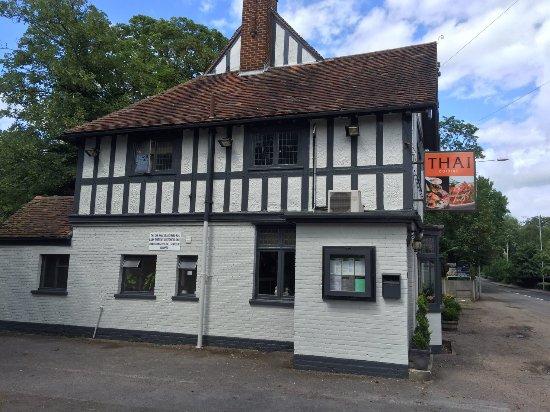 Bishops Stortford, UK: A new look for our Thai Restaurant