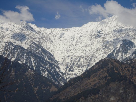 McLeod Ganj, India: Naddi View Point