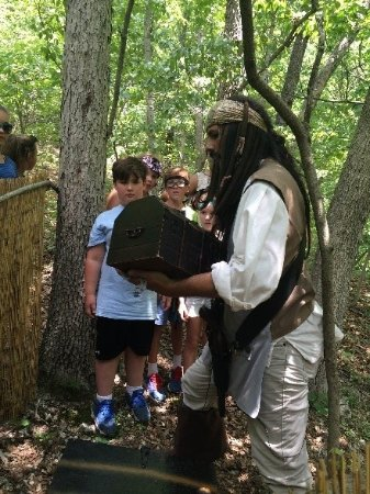 Rocky Mount, MO: Pirate Adventures aboard Calypso