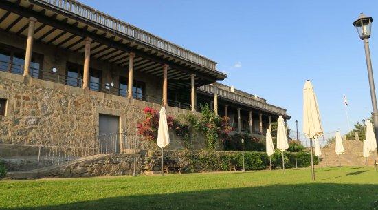 Navarredonda de Gredos, İspanya: Jardín