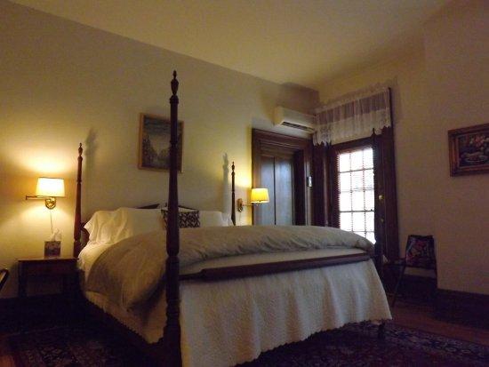 Mercersburg, PA: Tidd's room