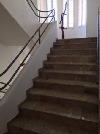 Hotel Armadams: Trappenhuis