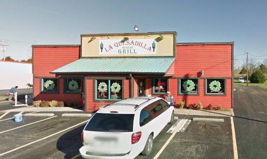 La Quesadilla on HWY 31E, Westmoreland TN