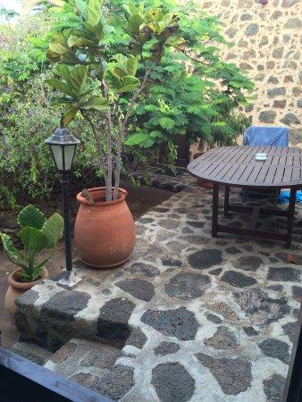 Villaverde, España: Hotel rural Mahoh