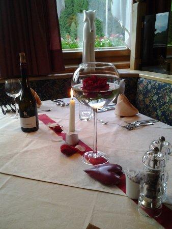 Sorafurcia, Italia: presentazione della tavola
