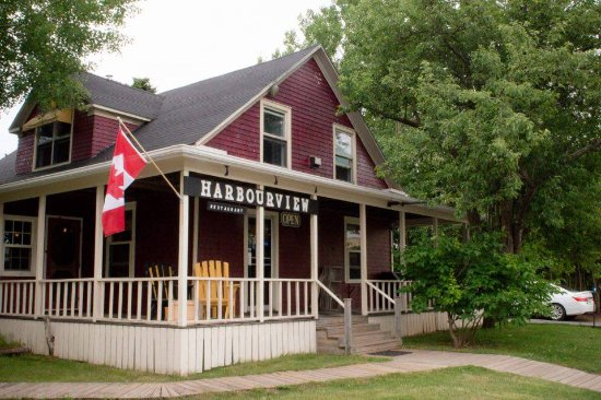 Murray Harbour, Kanada: Harbourview Restaurant