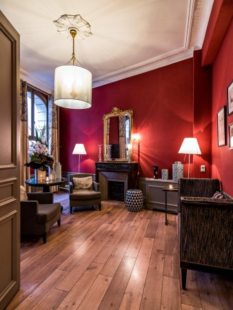 Louison Hotel LOBBY