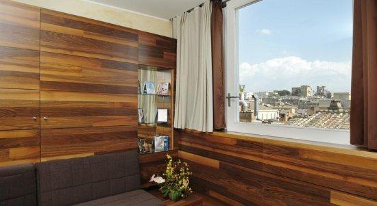 Tritone Hotel: view
