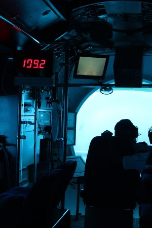 Whale Submarine Maldives: meters and meters under the sea