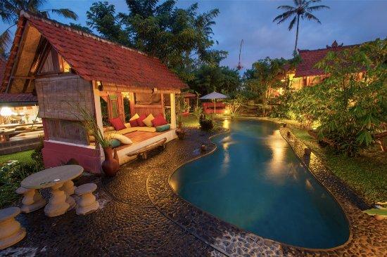 Tegalalang, إندونيسيا: Ganesha Pool