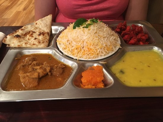 Norristown, เพนซิลเวเนีย: Lunch Special 'Platter'