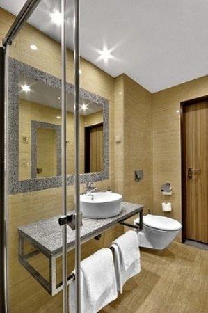 Hotel Moderno: Łazienka