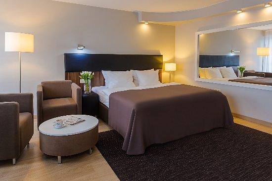 Hotel Moderno: Pokój
