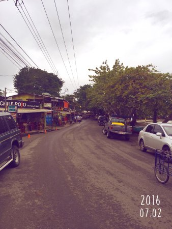 Cocles, Costa Rica: Puerto Viejo downtown