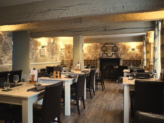 Braithwaite, UK: The Restaurant