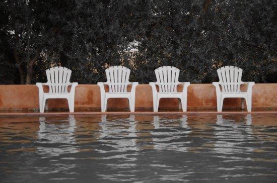 Lalla Takerkoust, Marrocos: une eau claire, changée tous les jours