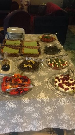Mehtap Hotel Dalyan: Serap makes the best food