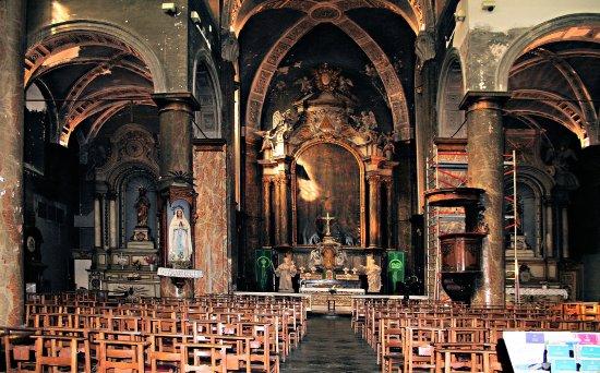 Eglise Saint-Antoine et Sainte-Catherine
