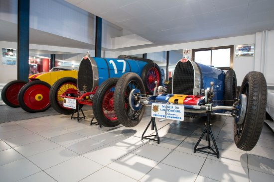 Encamp, Andorre : Museo nacional del Automóvil / Musée national de l'Automobile