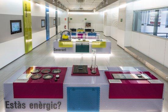 Encamp, Andorre : Museo de la Electricidad / Musée de l'électricité